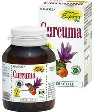 Espara Curcuma Bio Kapseln (80 Stk.)