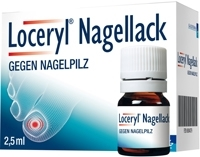 Galderma Loceryl Nagellack gegen Nagelpilz (2,5 ml)