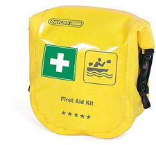 Ortlieb First-Aid-Kit Safety Level High - Kanu Gelb