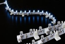Wentronic 30304 LED-Leiste flex 18er 30cm weiß