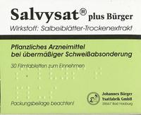 Ysatfabrik Salvysat Plus Buerger Filmtabletten