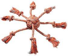 Karlie Octopus Baumwolle (19 cm)