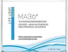 ApoZen MA 36 Kombipackung Tropfen + Tabletten (20 ml + 60 Stk.)