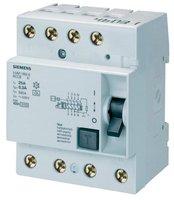 Siemens FI-Schutzschalter 5SM3644-6