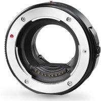 Walimex pro Adapter 4/3 auf micro 4/3 schwarz