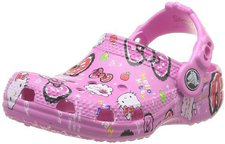 Crocs Classic Hello Kitty Flowers Kids