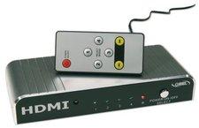 G&BL DVHDMI 4 Umschalter