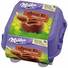 Milka Löffel-Ei Kakaocrème (136 g)