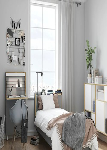 m ller m belwerkst tten flatmate wand sekret r preisvergleich ab 881 73. Black Bedroom Furniture Sets. Home Design Ideas