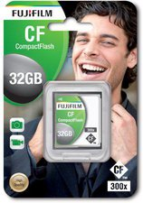 Fujifilm CompactFlash Card 32GB 310x