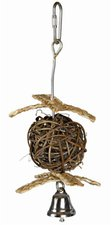 Trixie Vogel-Weidenball mit Glocke