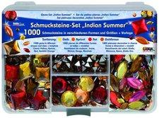 C. Kreul Hobby Line Schmucksteine-Set Indian Summer