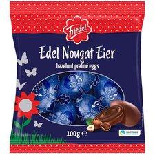 Rübezahl Friedel Edel Nougat Eier (100 g)