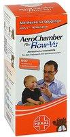 Hexal Aerochamber mit Maske für Säuglinge
