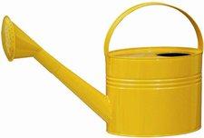 Siena Garden Zinkgießkanne 7 L gelb