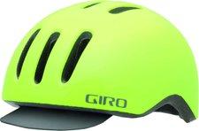 Giro Reverb highlight yellow