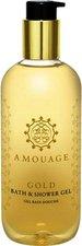 Amouage Gold Woman Bath & Shower Gel (300 ml)