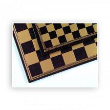 Weible Spiele Schachbrett aus Salpaleder (2627)