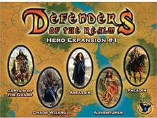 Eagle Games Defenders of the Realm: Hero Pack E...