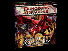 Wizards Dungeons & Dragons Wrath of Ashardalon