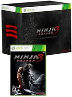 Ninja Gaiden 3 - Collectors Edition (Xbox 360)