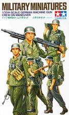 Tamiya deutsche Maschinengewehr Crew (35184)