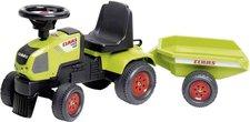 Falquet & Cie Class Traktorrutscher mit Anhänger