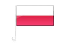 Polen Autofahne EM 2016