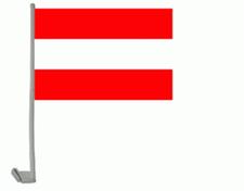 Österreich Autoflagge EM 2016
