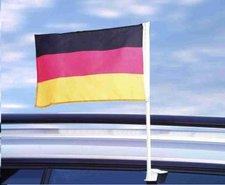 Deutschland Autoflagge EM 2016