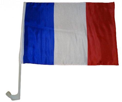 Frankreich Autoflagge EM 2016
