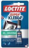 Loctite Universalkleber, Gel, 3 g
