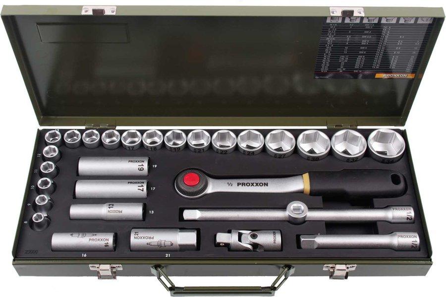 Proxxon 23000 Steckschlüsselsatz Günstig Kaufen