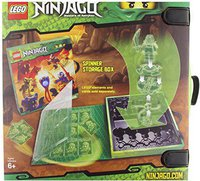 LEGO Ninjago Spinner-Aufbewahrungbox (853409)
