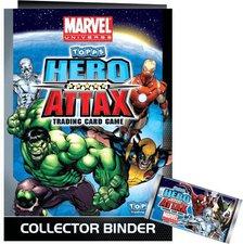 Topps Hero Attax Marvel Universe Starter Pack