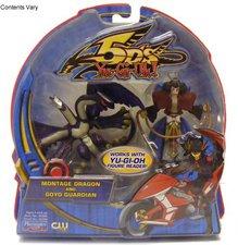 Yu-Gi-Oh 5Ds Action-Figuren sortiert