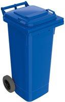 Sulo Mülltonne 120 Liter blau