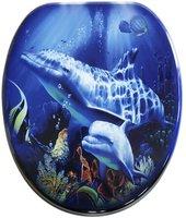 ADOB WC-Sitz Delphin 1