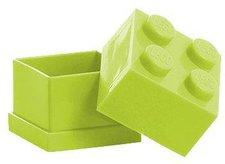 LEGO Brotdose 1 x 4 grün