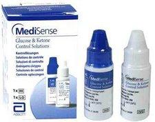 Abbott Medisense Kontrolllösung Glukose + Ketone H/l (2 Stk.)