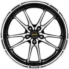 Dotz Wheels Tupac black (9,5x20)