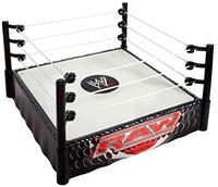 Mattel WWE - RAW Superstar Wrestling Ring