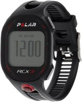 Polar RCX3 MULTI Black