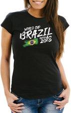 Brasilien Fanshirt div. Hersteller