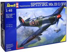 Revell 04554 - Spitfire Mk IXC