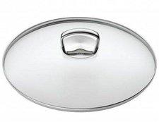 Silit Glasdeckel mit Metallgriff für Wok 32 cm