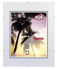 Hama Clip-Fix 50x50 Anti-Reflex