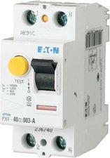 Eaton Fehlerstromschutzschalter PXF-16/2/003-A