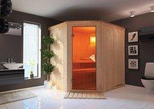 Eckeinstieg-Sauna Siirin