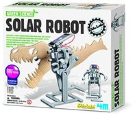 4M Kidzlabs Green Science Solar Roboter
